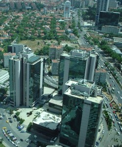 Yapı Kredi Plaza View1